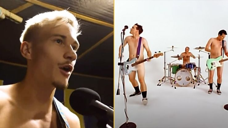 Russian club parody iconic Blink 182 video for kit reveal