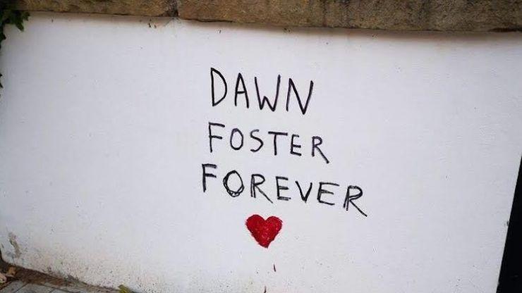 Giles Coren's home graffitied after tweets 'mocking journalist's death'