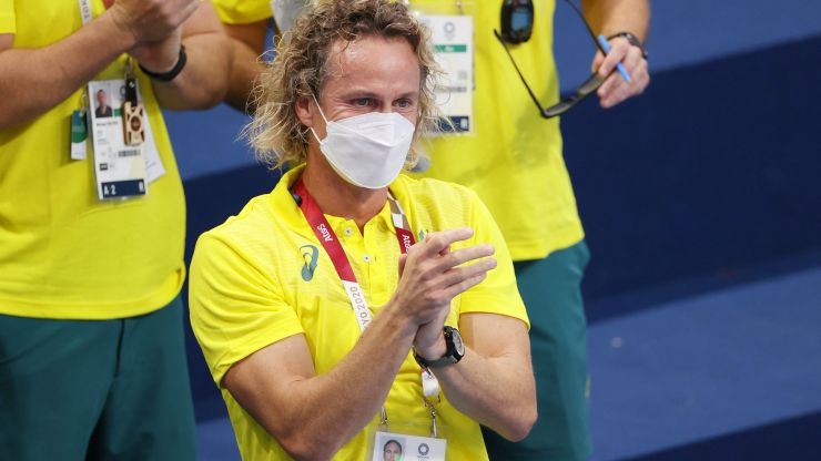 Aussie coach apologises after wild celebrations go viral