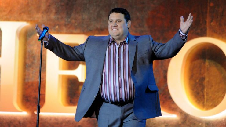 Peter Kay returning to stage for first time in three years