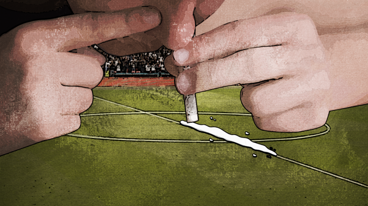'I did three grams of coke during a game': Inside football's problem with Class A drugs