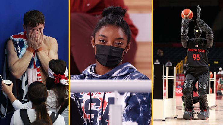 9 amazing moments from the Tokyo games that make the wait worthwhile