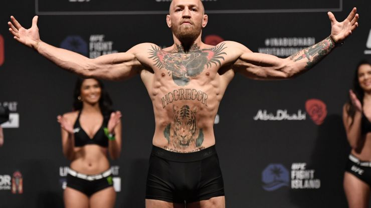 Khabib's response to McGregor's disgusting tweet about dead father