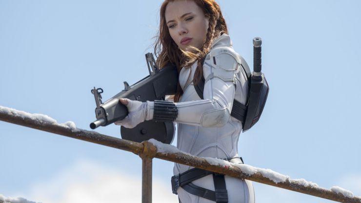 Scarlett Johansson is suing Disney over Black Widow release