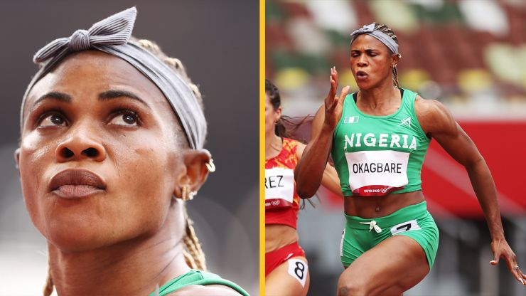 Nigerian sprinter Blessing Okagbare out of Olympics after failed drugs test