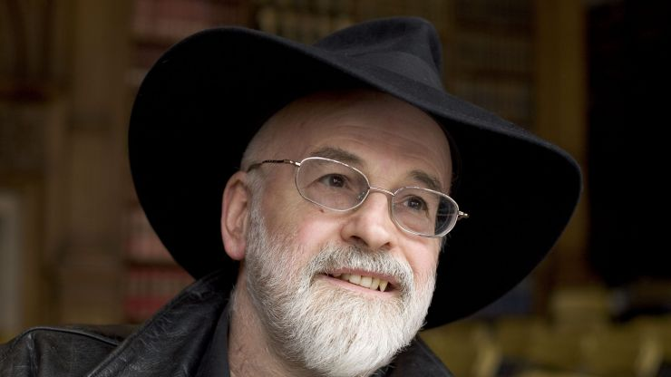 Sir Terry Pratchett's daughter shuts down 'horrifying' idea that her father would've been transphobic