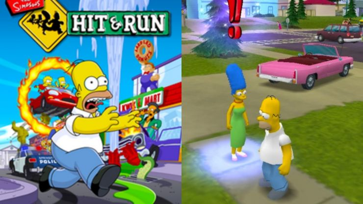 Simpsons: Hit and Run remake petition hits 25,000 signatures