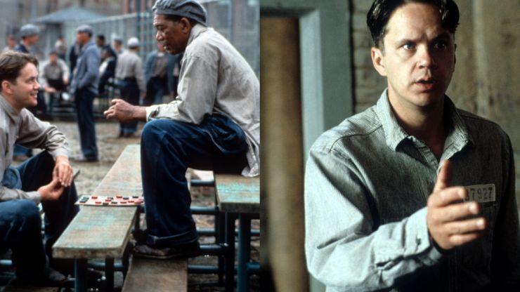 Shawshank Redemption voted best film ever in Twitter poll