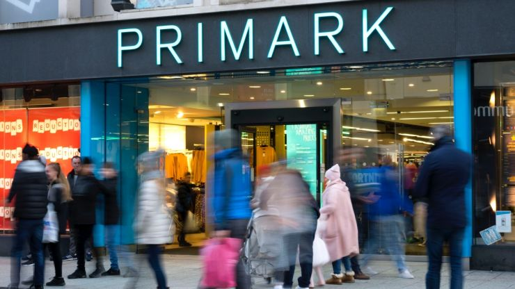 Primark to extend opening hours in all stores when they reopen next week