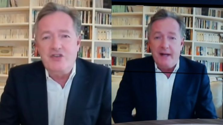 Piers Morgan reveals he has received messages from Royal Family 'expressing gratitude'