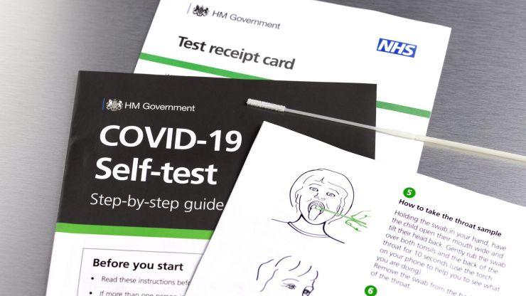 Take two Covid-19 tests a week, says Matt Hancock