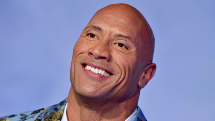 WWE Champion Bobby Lashley says he'd endorse The Rock for US President