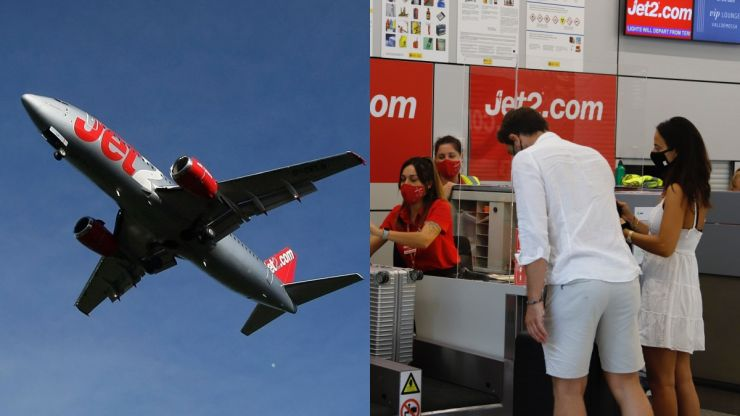 Jet2 suspends flights until late June due to 'lack of clarity' from government