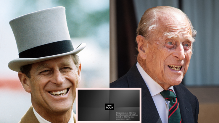 BBC and ITV viewing figures plummeted during blanket coverage of Prince Philip