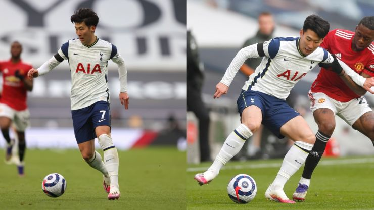 Son Heung-min racially abused after Tottenham's defeat by Manchester United