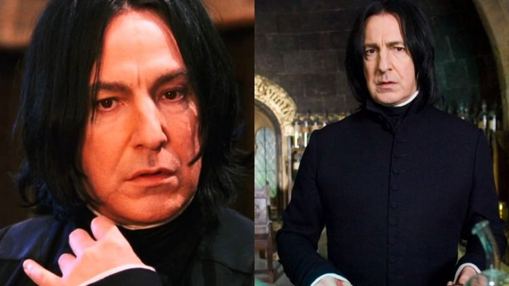 The scientist investigating mixing vaccines is called Professor Snape