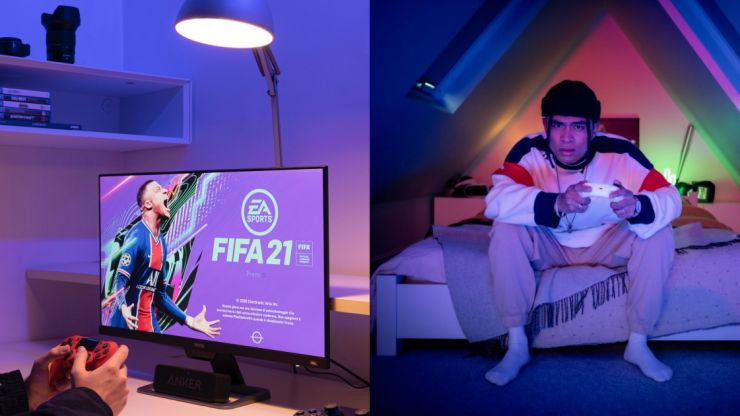 Stakester lets you play FIFA for real money and prizes against your mates
