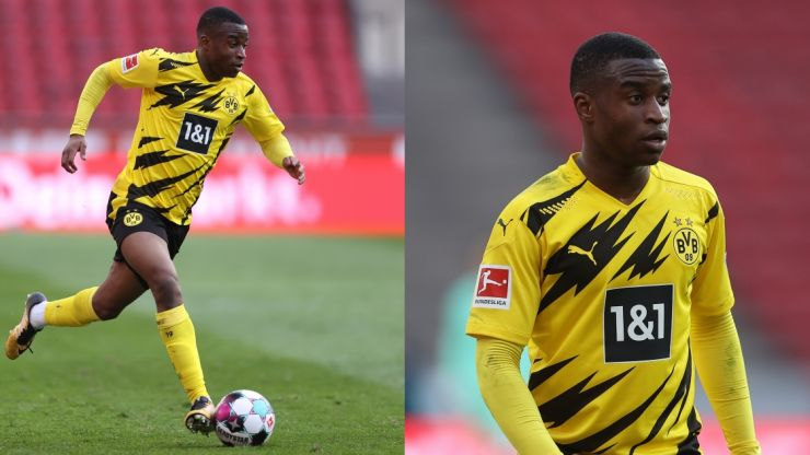 German police investigate Dortmund youngster Youssoufa Moukoko for allegedly locking ex-girlfriend in flat