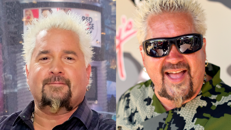 Guy Fieri raised $25 million for out of work restaurant staff during the pandemic