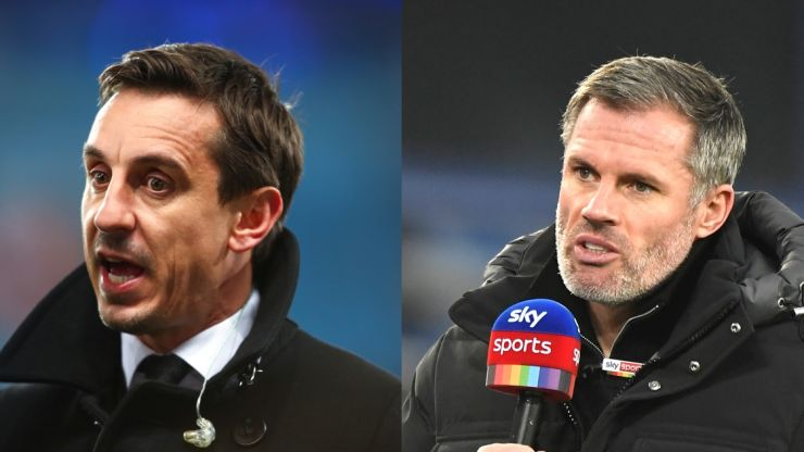 Neville and Carragher call for Liverpool and Man Utd owners to step aside after Super League scandal