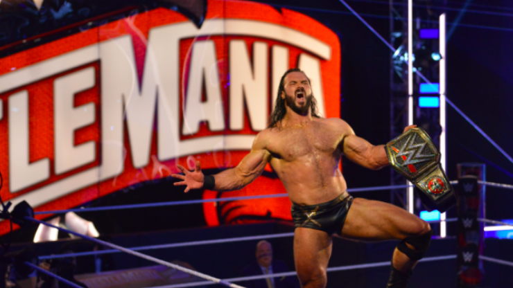 WWE star Drew McIntyre hits back at claims that wrestling is 'fake' and 'scripted'