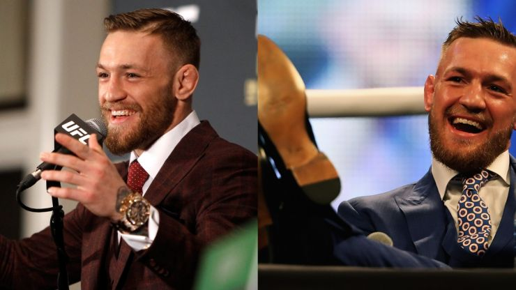 Conor McGregor bought the pub where he punched a man and immediately barred him