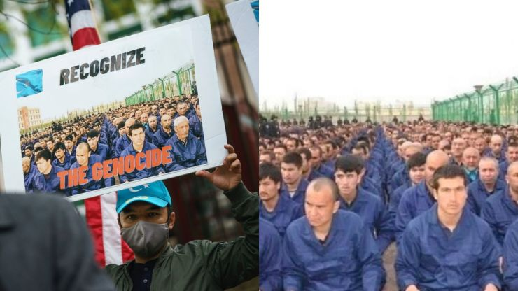 MPs declare China's treatment of Uighurs as genocide