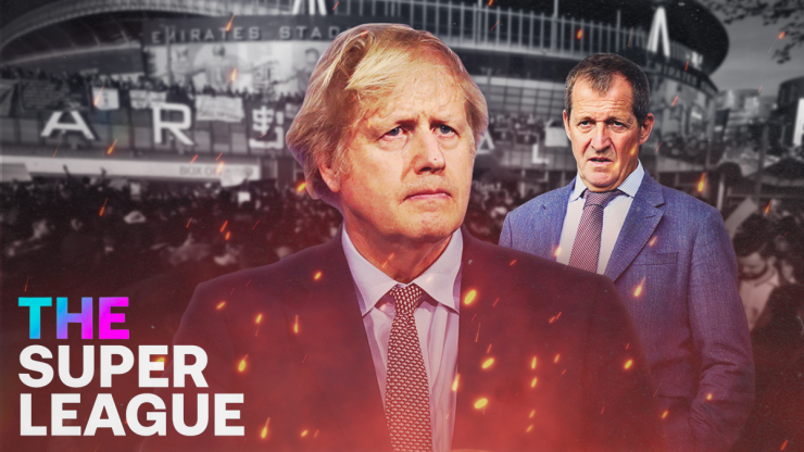 It's on Boris Johnson to reform football: here are 5 ways to kick-off