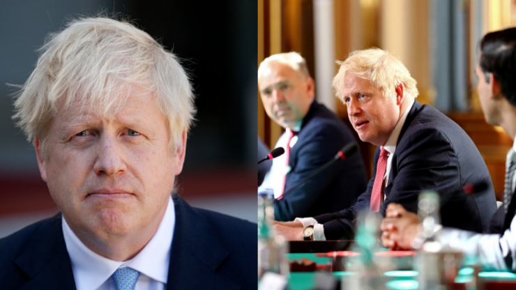 Johnson said he 'would rather let bodies pile high' than impose new lockdown, reports claim
