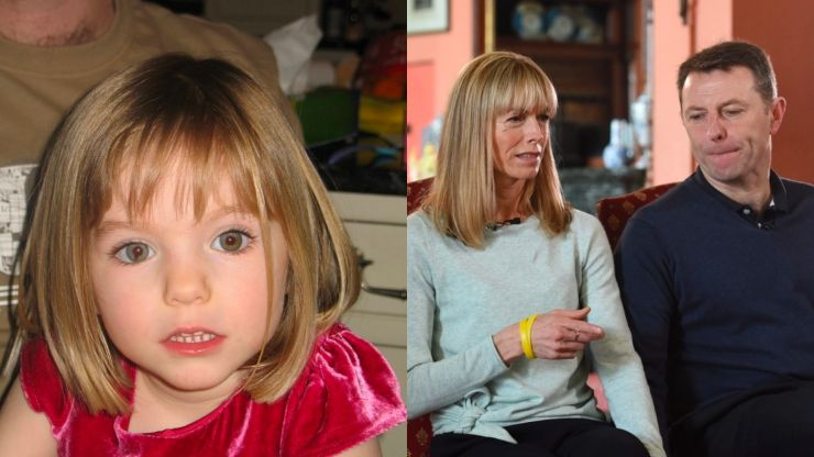 Madeleine McCann's parents have £750,000 for private search if police end hunt