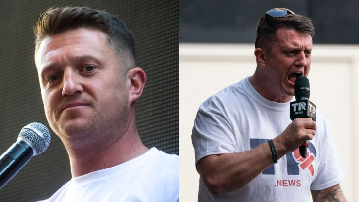 Syrian teen suing Tommy Robinson seeks up to £190,000 in damages