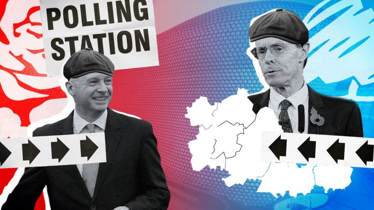 West Midlands elections 2021: Can Andy Street hold Conservative gains in the Red Wall?