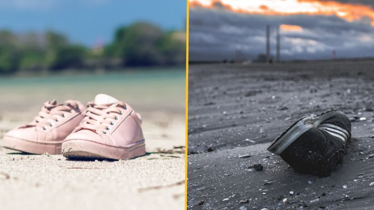 The mystery of why human feet keep washing ashore in the US has been solved