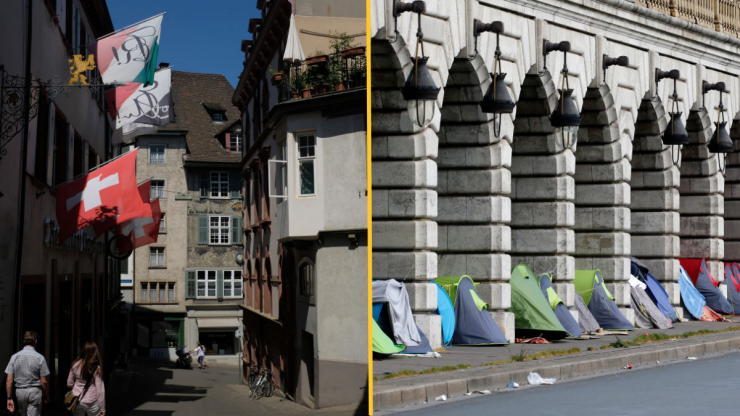 Swiss city offers homeless one way ticket to anywhere in Europe if they agree not to return