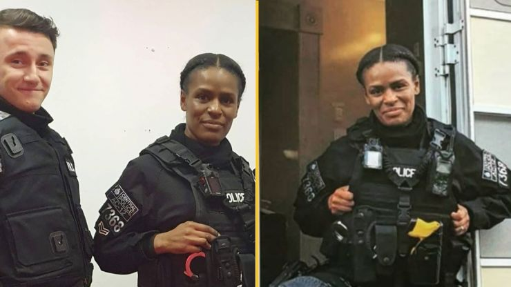 Line of Duty star calls out police after her son was almost kidnapped by three masked men