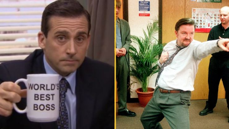 The US Office crowned the best-ever remake of a UK show, according to study