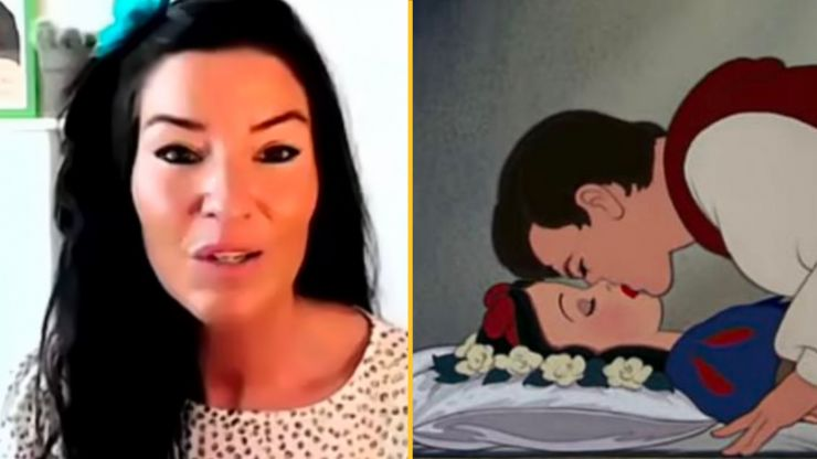 Therapist praised for shutting down attempts to cancel Snow White for 'non-consensual kiss'