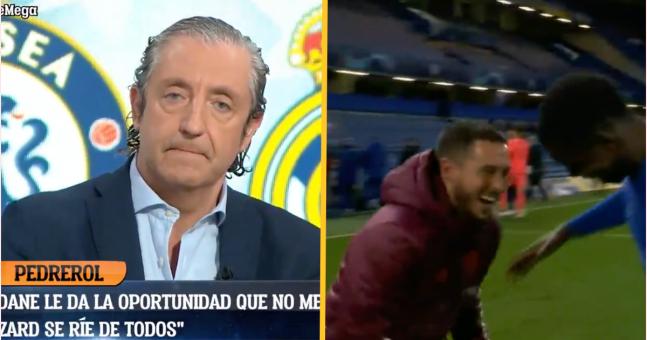 Spanish press target Eden Hazard for his reaction to Champions League defeat | JOE.co.uk
