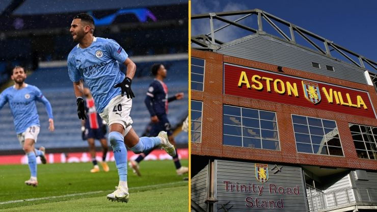 Aston Villa offers to host Champions League final between Man City and Chelsea