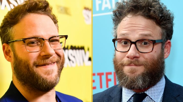 Seth Rogen found out porn film had been filmed in his house while scrolling porn site