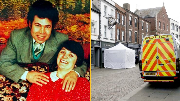 Fred and Rose West police start dig for new victim's body
