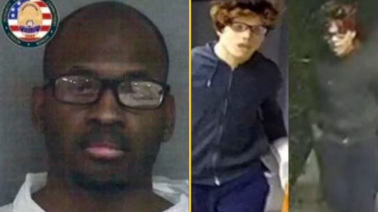 Man disguised himself as a white guy to commit 30 burglaries, according to police