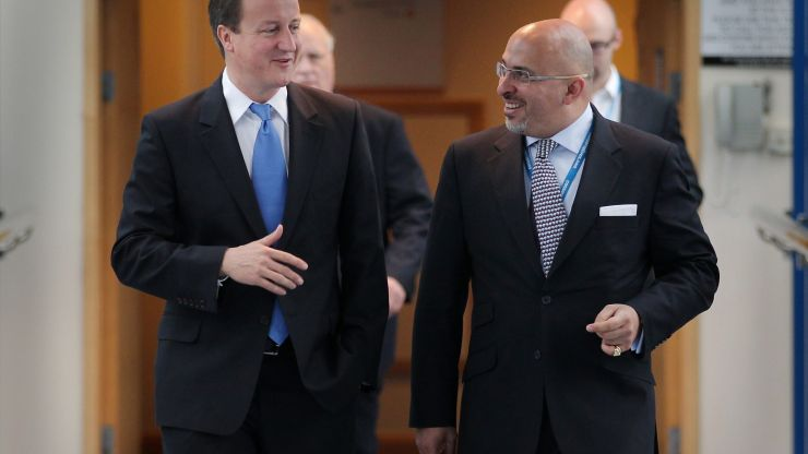 Tory MP's department denies texts with David Cameron, David Cameron releases said texts