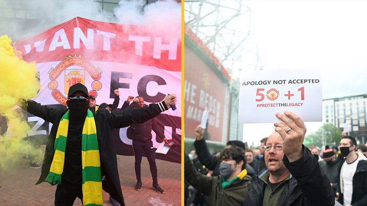 "Man Utd use ""decoy"" coaches to avoid protests postponing Liverpool game again"