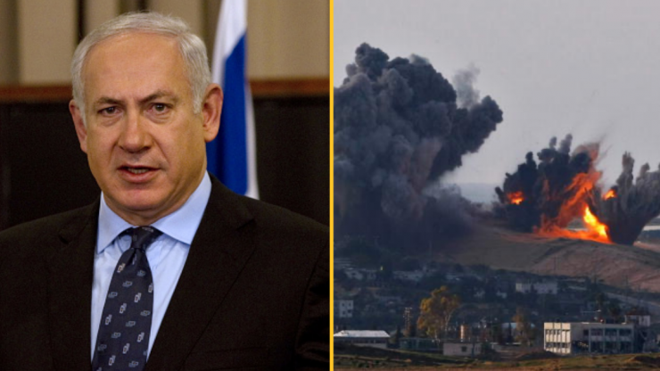 Netanyahu says he will use 'full force' after deadliest strike yet kills 42 in Gaza