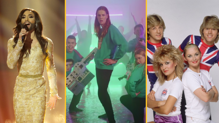 A definitive list of the best 5 Eurovision songs of all time