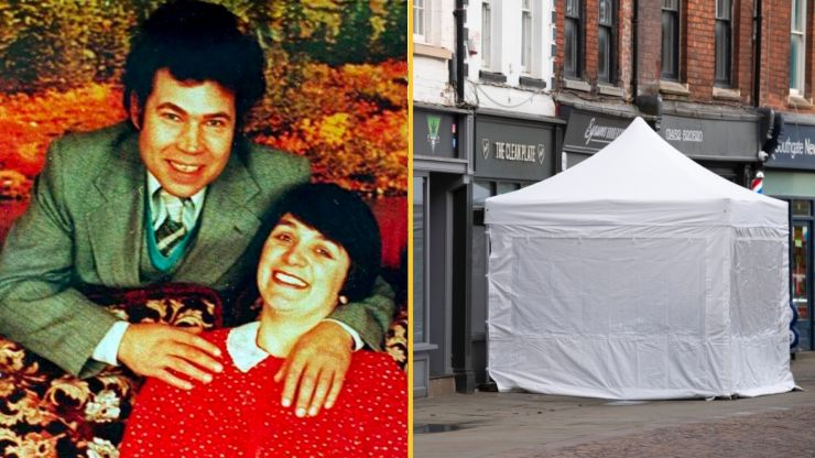 Police find 'possible evidence' that Fred West victim is buried under cafe