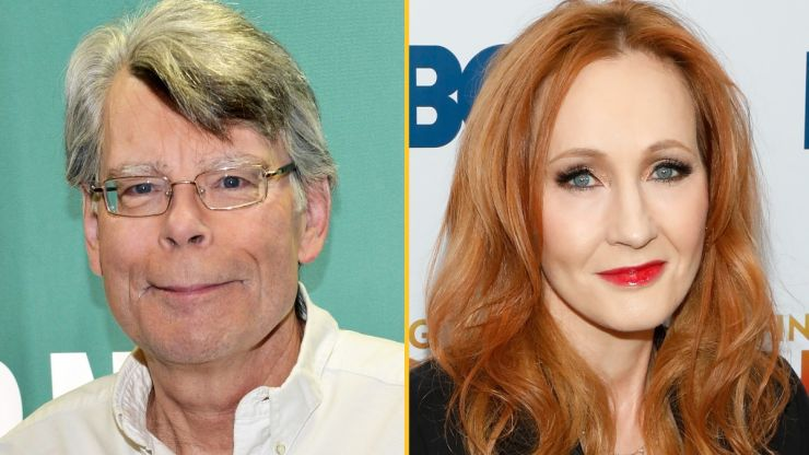 Stephen King claims JK Rowling blocked him after saying trans women are women
