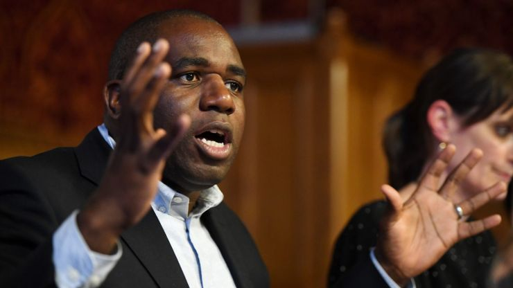 David Lammy: 'We can't tackle systemic racism until the government takes it seriously'
