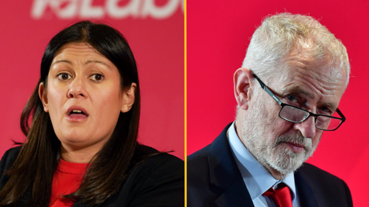 Lisa Nandy says Jeremy Corbyn shouldn't be Labour MP until he apologises to Jewish community
